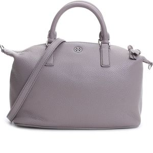 Authentic Tory Burch French Gray Brody NWT